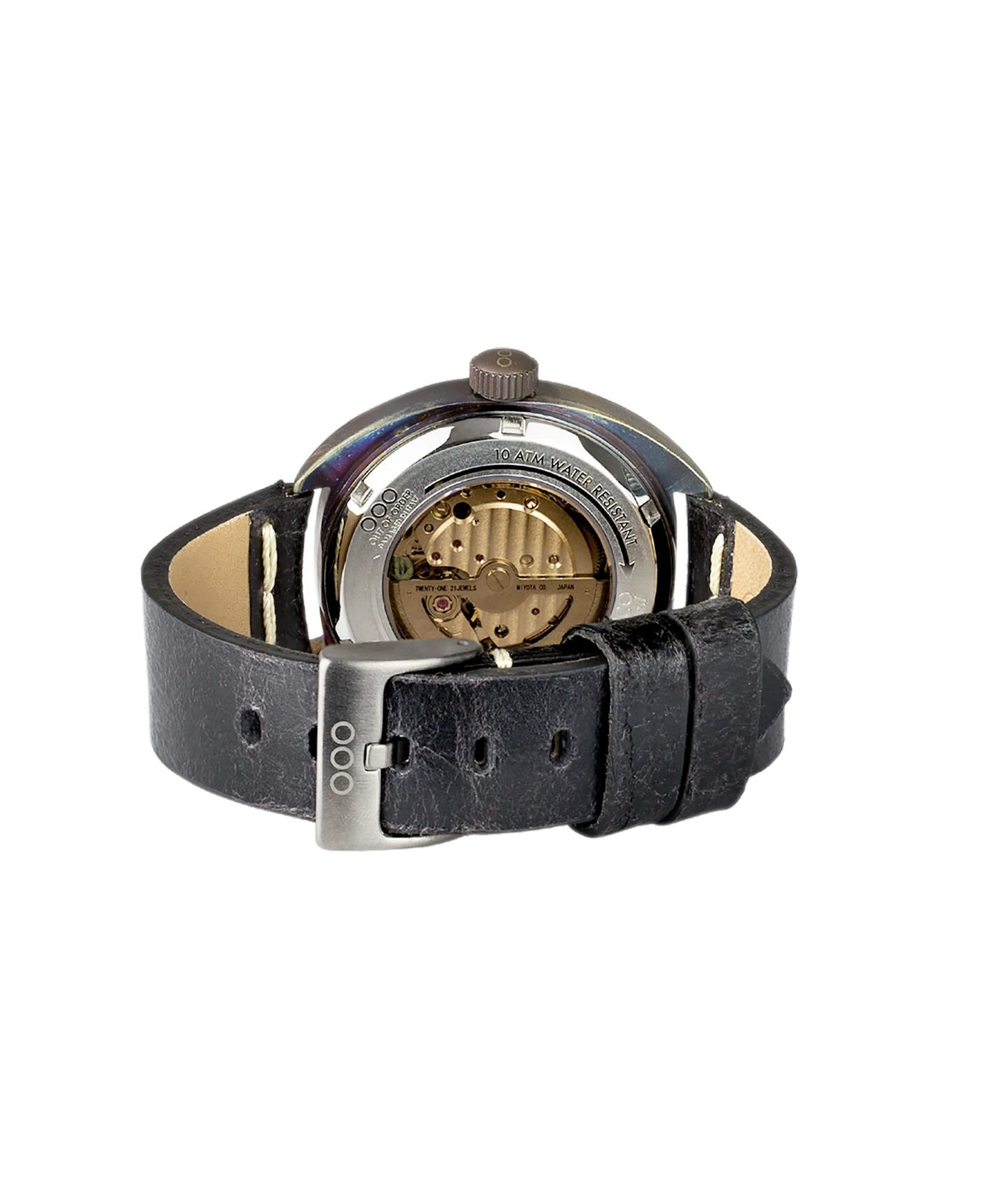 WB Watch Out Of Order Torpedine black back