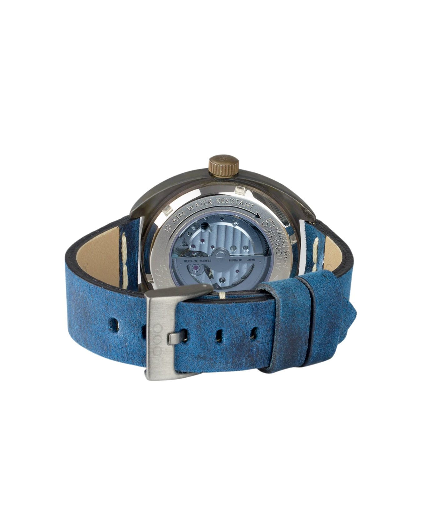 WB Watch Out Of Order Torpedine blue back