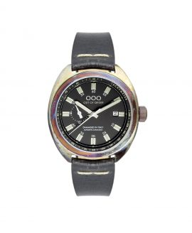 WB Watch Out Of Order Torpedine Black front