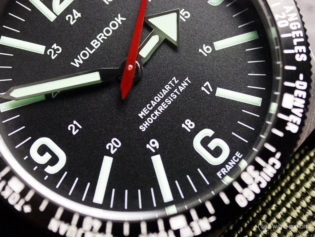 Wolbrok Skindiver WT Mecaquartz