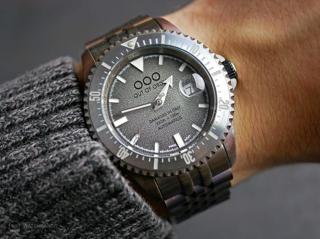 OOO Swiss Automatico Wristshot