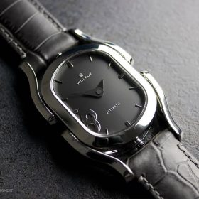 Wolkov Black Leather