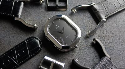 Wolkov watches Black different Straps