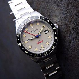 LeJour Seacolt GMT grey dial