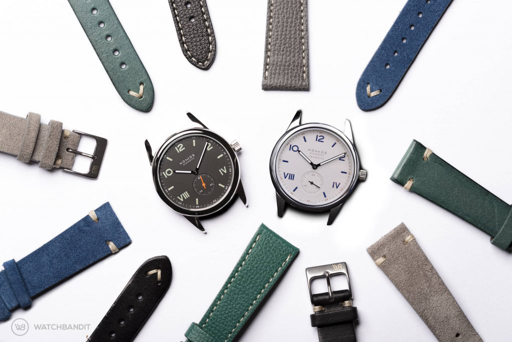 NOMOS Club Campus Strap Guide Featured Image