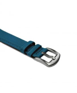 Sailcloth cordura Watchbandit Petrol buckle
