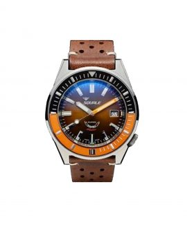 Squale - Squalematic - 60 ATM Brown front