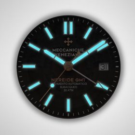 Mechanicce Veneciane BGW9 Super-LumiNova