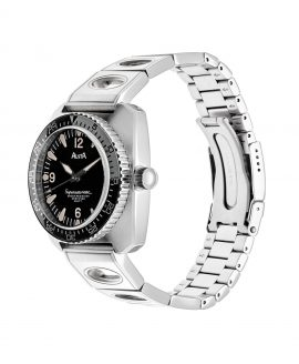 Alsta Watch Nautoscaph Superautomatic Side