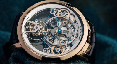 Arnold & Son watches