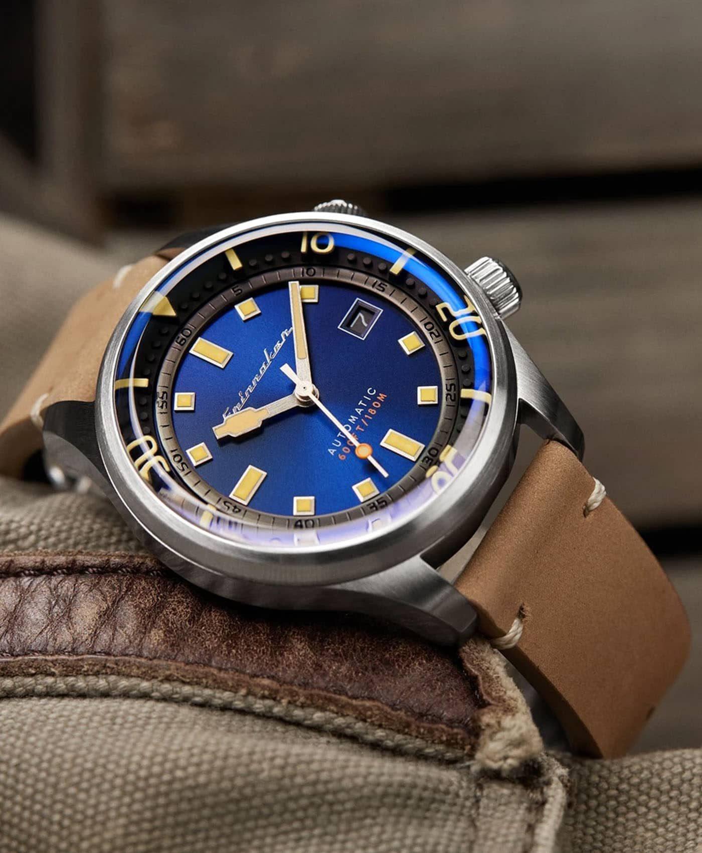 Spinnaker watch BRADNER SP-5062-05 mood