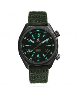 Boldr watch El capitan lume