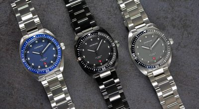 VANDAAG Tiefsee deep sea automatic collection