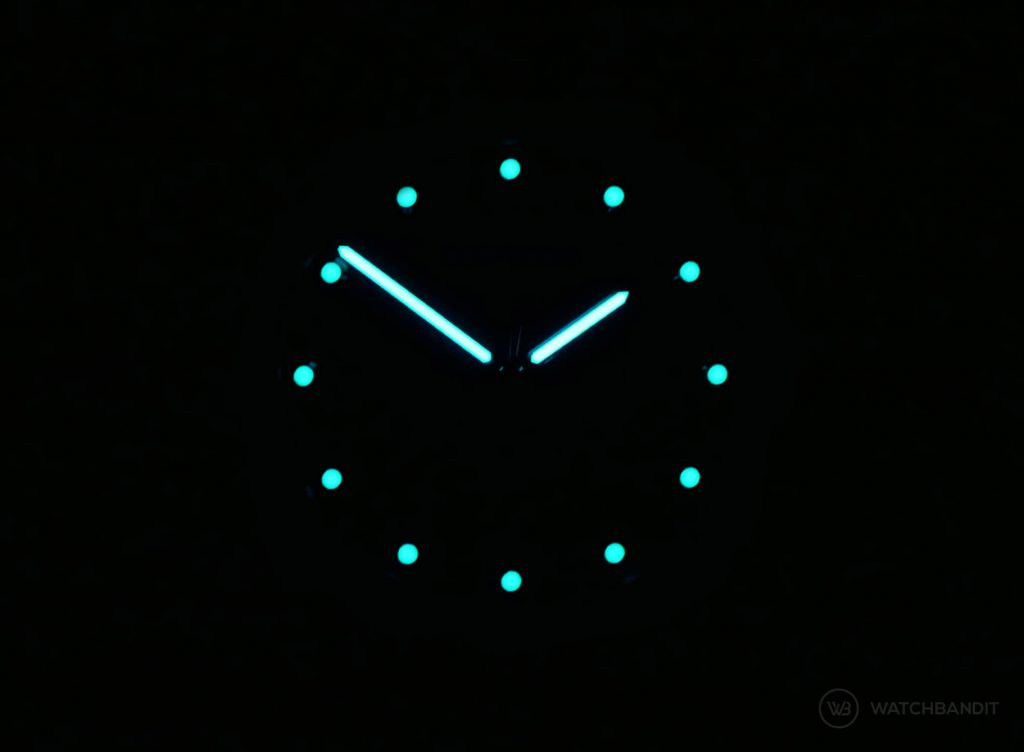 Japanese LumiNova® NCW100 lume in the dark