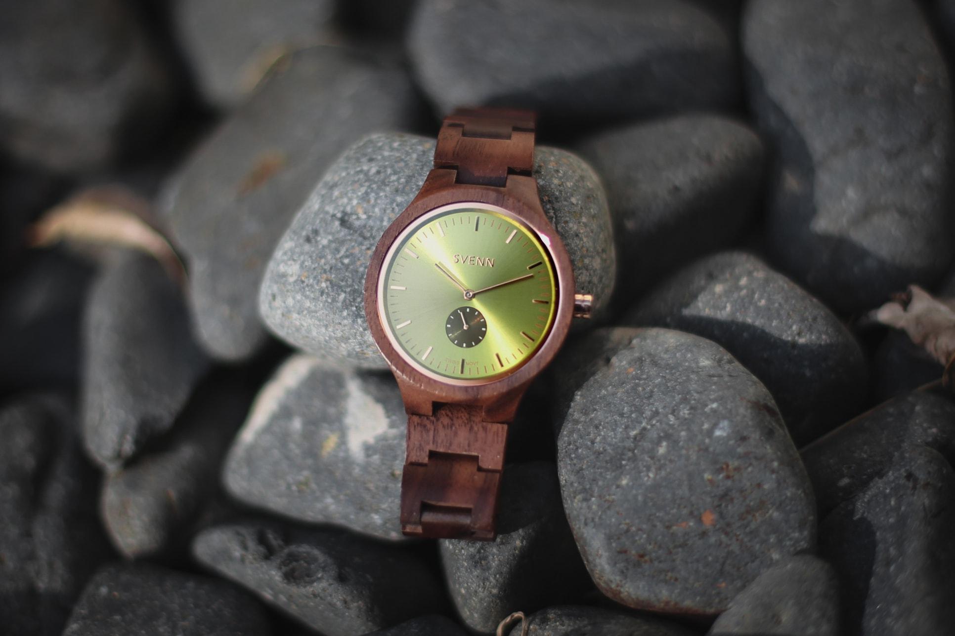 Svenn Wood Watches 2