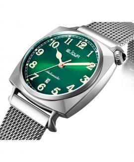 LJ-HR-004 green sunray dial pillow case