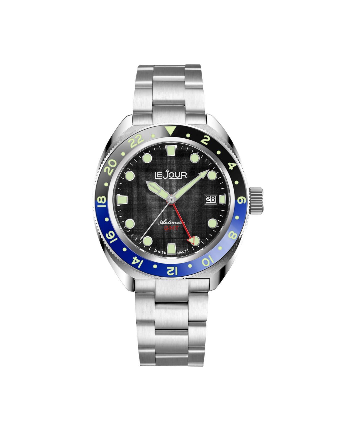 LJ-HH-GMT-004 black blue Batman GMT front