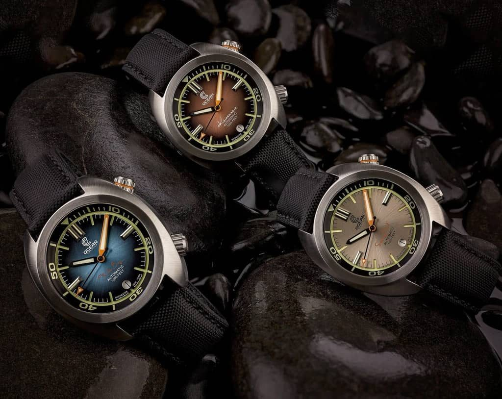 Ocean Crawler Great Lakes Diver V2 collection