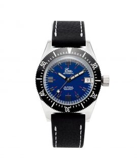 Eza 1972 Limited Edition blue dial