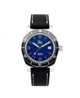Eza 1972 blue dial