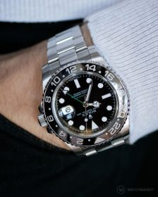 Rolex GMT Master II pocket shot gmtfanatic