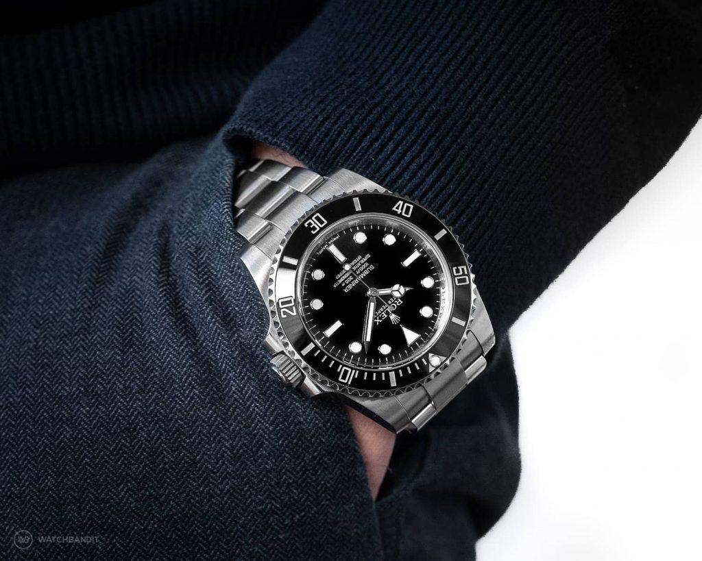 Rolex Submariner pocket shot