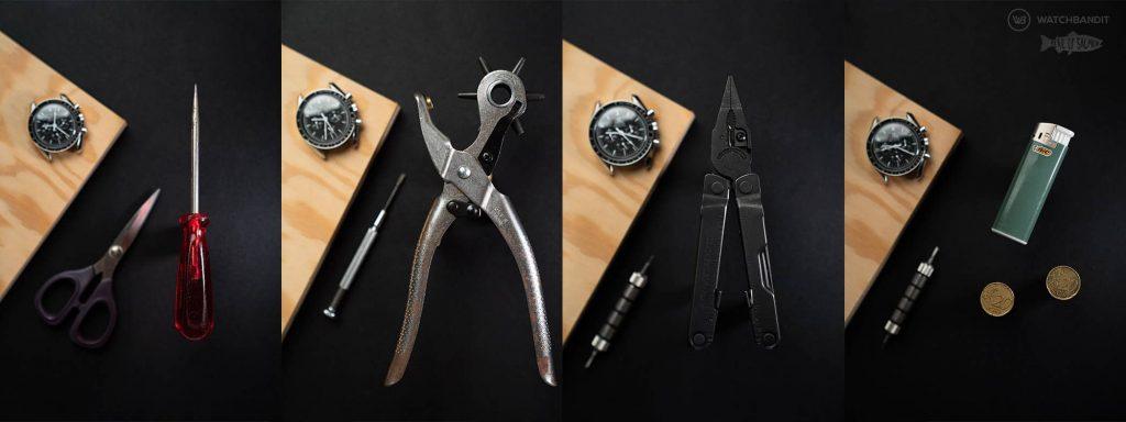 Shorten NATO Strap Tools