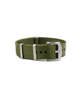 Premium_Nato-straps brushed-green_front