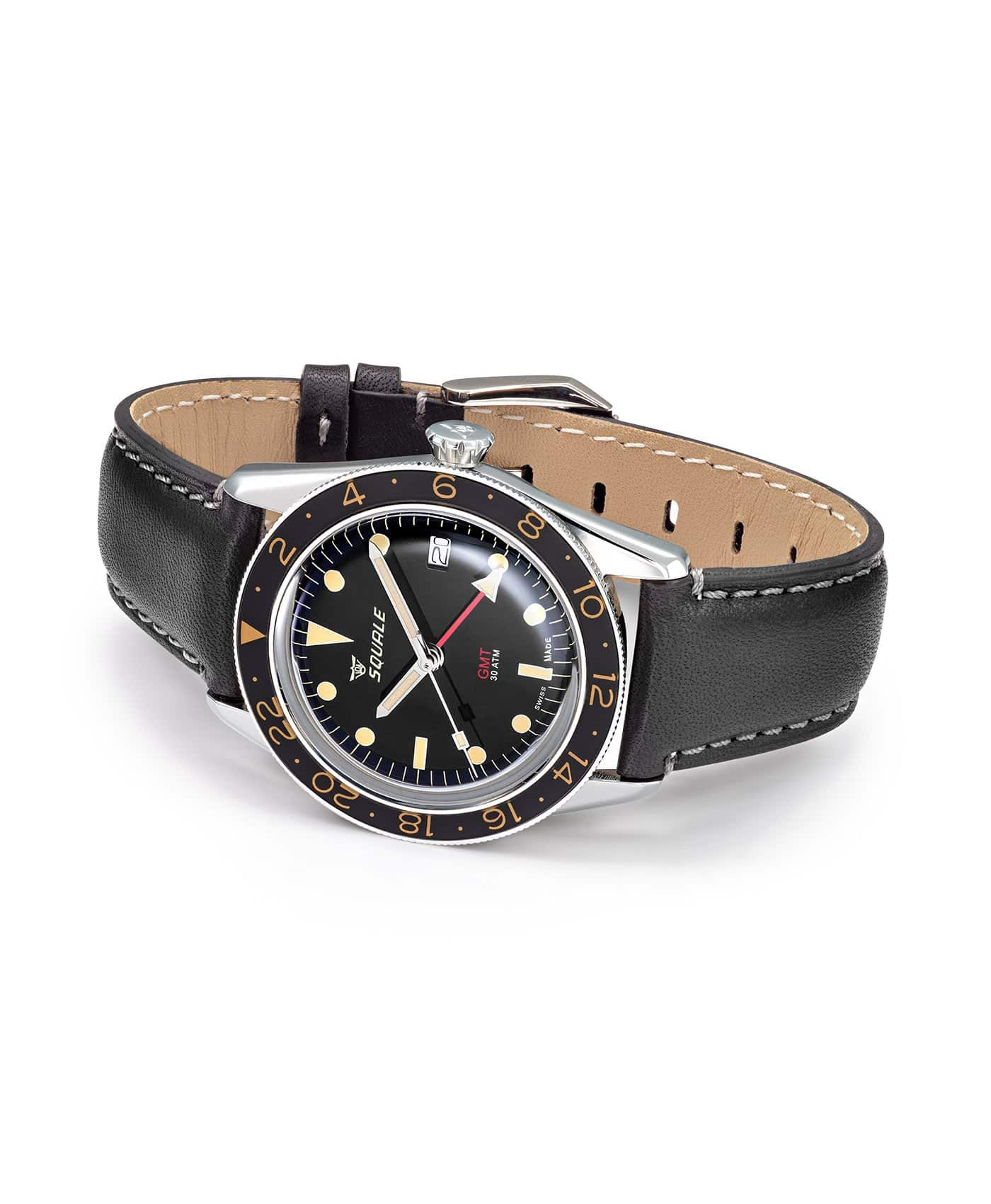 Squale SUB-39 GMT side