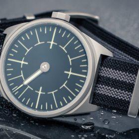 Subdelta watches Quattro one hand watch bond NATO