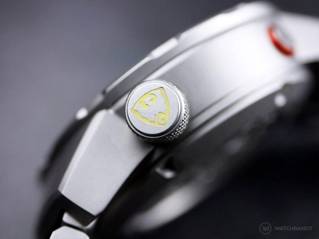 Draken Bengula Watch - Crown