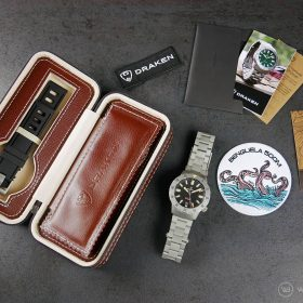 Draken Bengula Watch - scope of delivery
