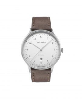 VANDAAG Primus Automatic steel-silver front