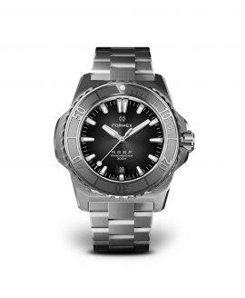 Formex - Reef - Automatic Chronometer COSC 300m_Black Dial Grey Bezel