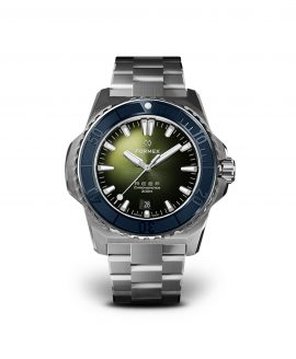 Formex - Reef - Automatic Chronometer COSC 300m_Green Dial Blue Bezel