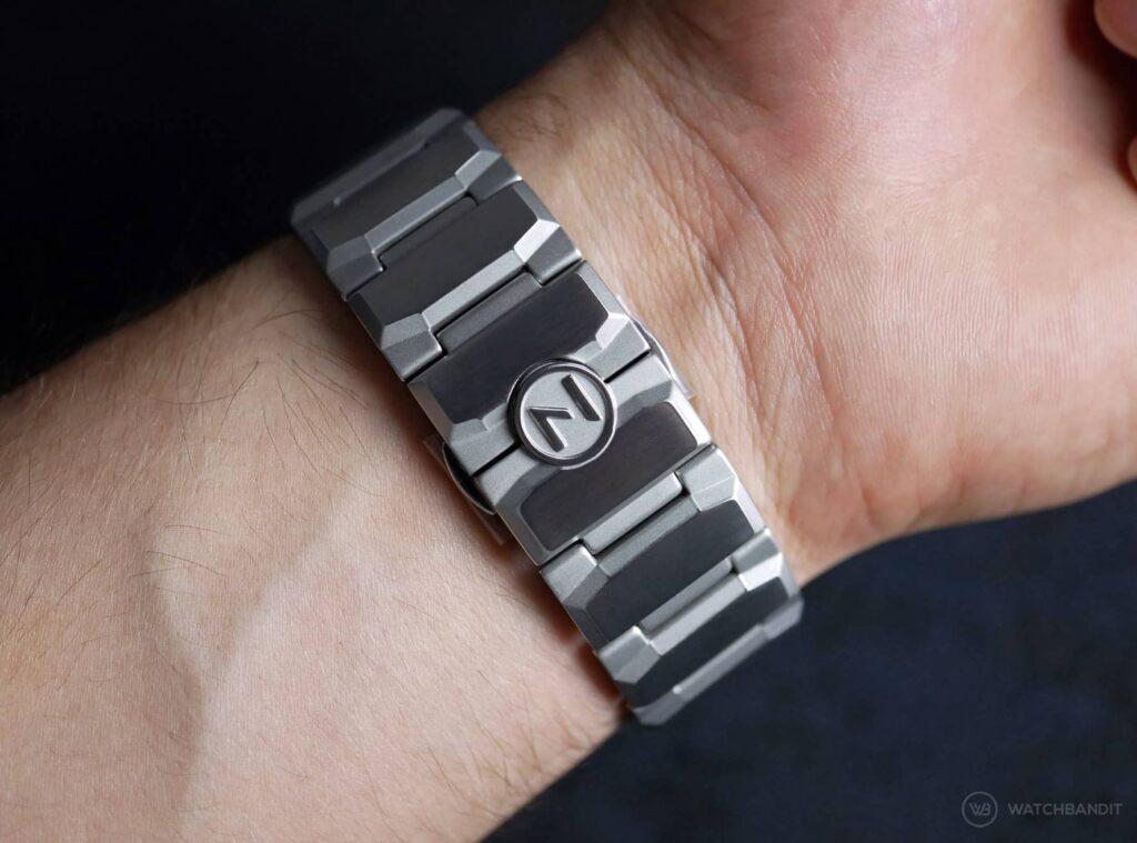 NOVE Trident bracelet and clasp
