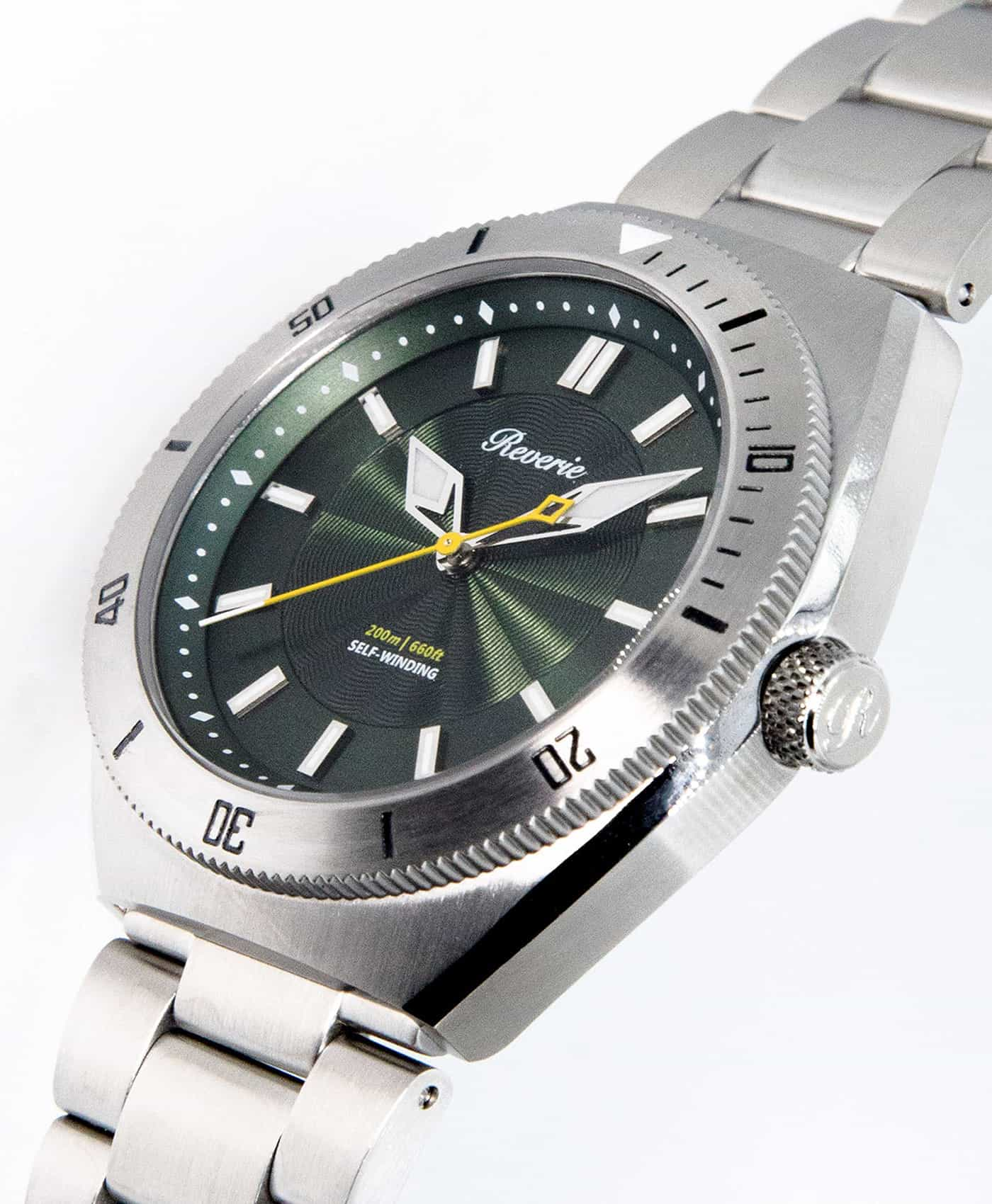 Reviere Diver Green