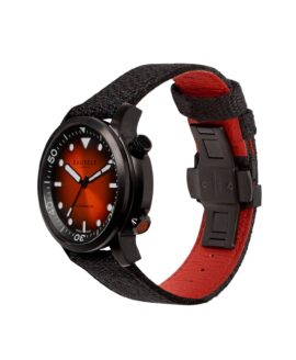 BASELE WATCHES_ Oceanmoon IV - Watchfest Pax 2020 Limited Edition - side