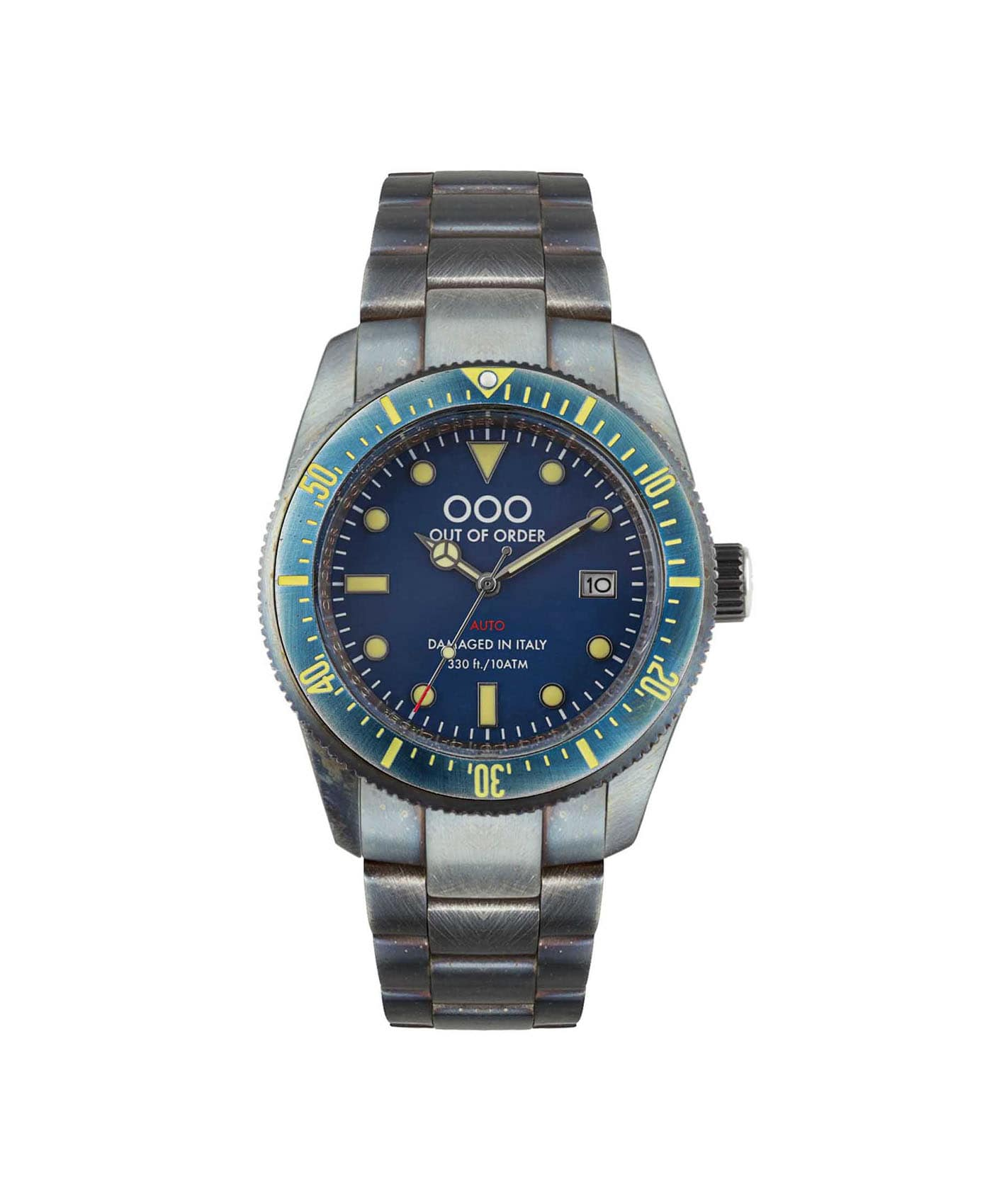 Out Of Order watches-Auto 2.0 Blue_front