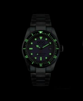 Out Of Order watches-Auto 2.0 Blue_lume shot