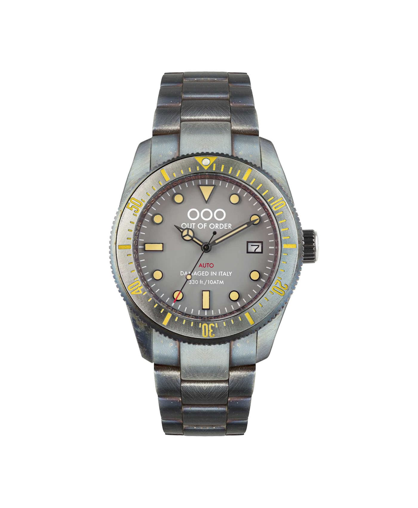 Out Of Order watches-Auto 2.0 Grey_front