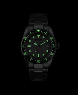 Out Of Order watches-Auto 2.0 Grey_lume shot
