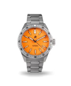 RZE - Endeavour - Rescue Orange - front no date