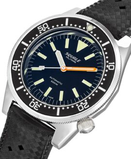 Squale 1521-026-A Militaire Polished_close up